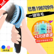 Pet dog cat dog Teddy golden comb brush brush large dog Bichon carder special activities