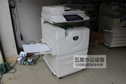 Xerox 4400 Color Copier laser A3 One-sided network office printing copy Scanning 45 page