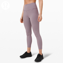 Lululemon Wunder under women's sports 7 / 8 high waist tights * Asia lw5bl7a