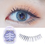 Shipping false eyelash natural nude make-up sharpened Japanese rain 03 eyes on curling 4 short makeup