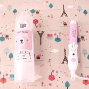 Negative ion air small houses not to hurt the artifact Mini wave ceramic electric hair curler big bangs