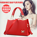 Female bag wedding bag 2017 new women's handbags women red bag fashion bridal bag shoulder Messenger bag