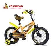 Phoenix Bicycle Child Car 3-6 years old children bicycle big boy boy girl child pupil 1214 inch car