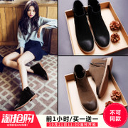 Chelsea boots boots boots boots boots 2017 new spring single Martin all-match ankle boots and a British style.