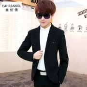 Young men's suit small suit Korean casual jacket trend in autumn male students