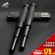 Mechanical baton self-defense weapons lift vehicle stick batons self-defense equipment swinging roller whip stick fell