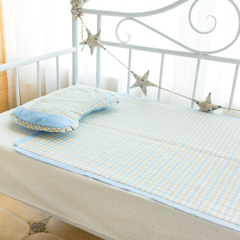 The summer mat mat mat baby baby recommended ramie mat sheets breathable and comfortable kindergarten
