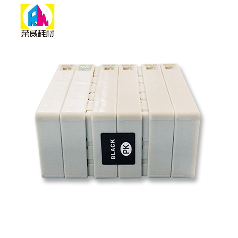 GJIC2 (K) label ink box GP-M820 C820 C830 printer compatible ink box