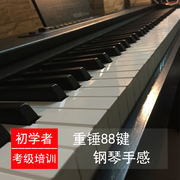 Smart electric piano, 88 keys, heavy weights, professional digital steel, adult students, beginners, learning electronic piano