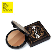 South Korea toocoolforschool art color stereo bronzing powder shadow nose shadow silhouette