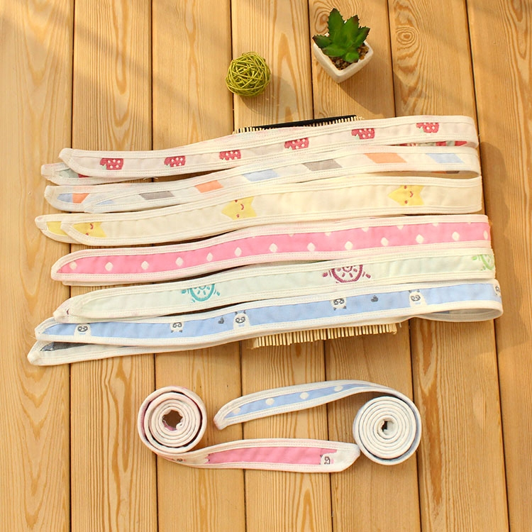 2 cartons of cotton new baby infant waist strap tied hands scarf with a lengthened widened tether
