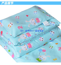 Baby cotton quilt cover by Rui son nursery quilts three piece set