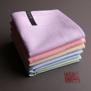 And wood remember (feeling) handkerchief, Ladies Handkerchief, cotton sweat absorption, soft, affordable, simple and generous