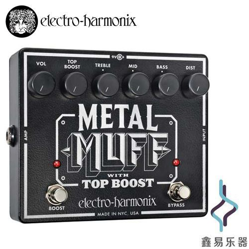United States EHX effect XO METAL MUFF hand high gain Digitech metal master distortion effect EH