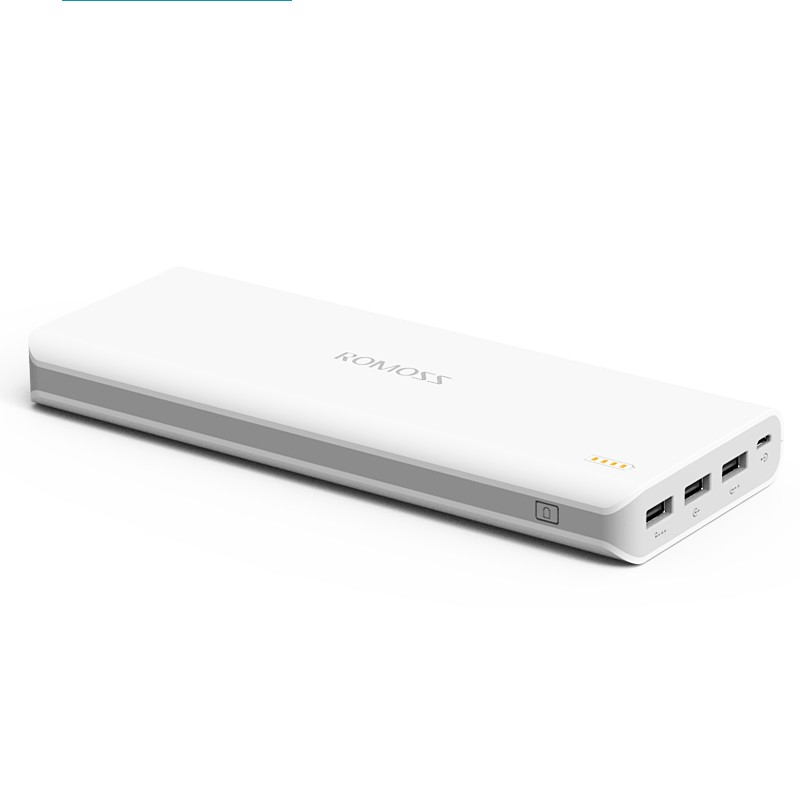 Ultra-thin charging treasure phone 25000 ma high-capacity portable intelligent universal mobile power