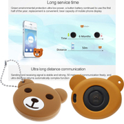 Universal Wireless Remote Shutter the Self - Timer Bluetooth 4.0 A