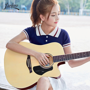 Lamco guitar 41 inch 40 inch wooden guitar beginner beginners to practice guitar students musical instruments