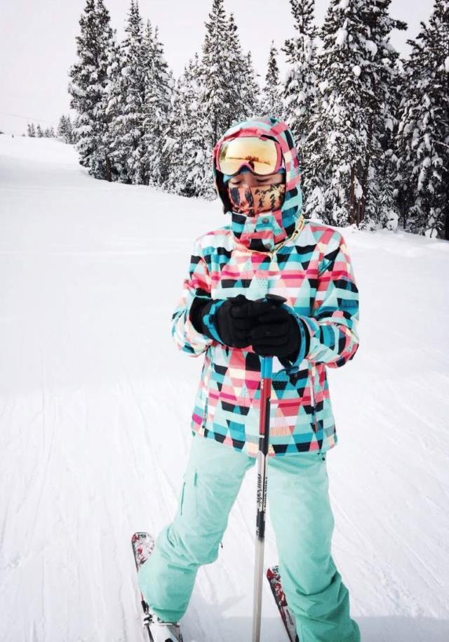 Как Одевать Лыжный Костюм