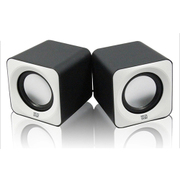 The dazzling D100 portable multimedia speaker USB2.0 Mini desktop computer small stereo subwoofer
