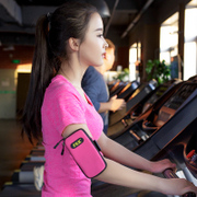 Running mobile phone arm bag, men and women sports equipment, fitness arm bag, wrist bag, apple 7plus arm belt, arm bag, arm sleeve