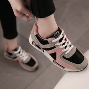 During the spring and summer of Korean sports shoes casual shoes Agam shoes shoes all-match students running shoes shoes soled shoes tide
