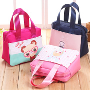 Fashion handbag ladies casual handbag cloth new trend of South Korea youth shopping bag board.