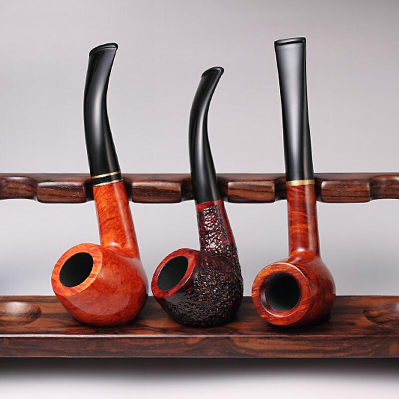 New solid wood pipe pipe pipe