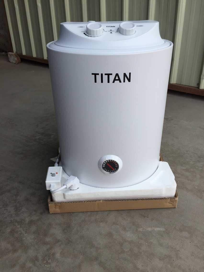 Titan America export storage vertical water water with such a treasure in the kitchen water heater 10 l 15L30 l e-mail