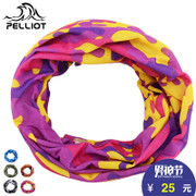 France PELLIOT outdoor sports magic scarf collar collar men and women riding variety and sun mask