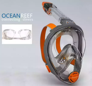 Italy OCEANREEF comprehensive cover is specially set China snorkeling snorkeling mask in special offer