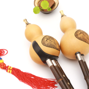 Bi Lang students adult beginner playing Hulusi type musical instrument C B G F downgraded the post.