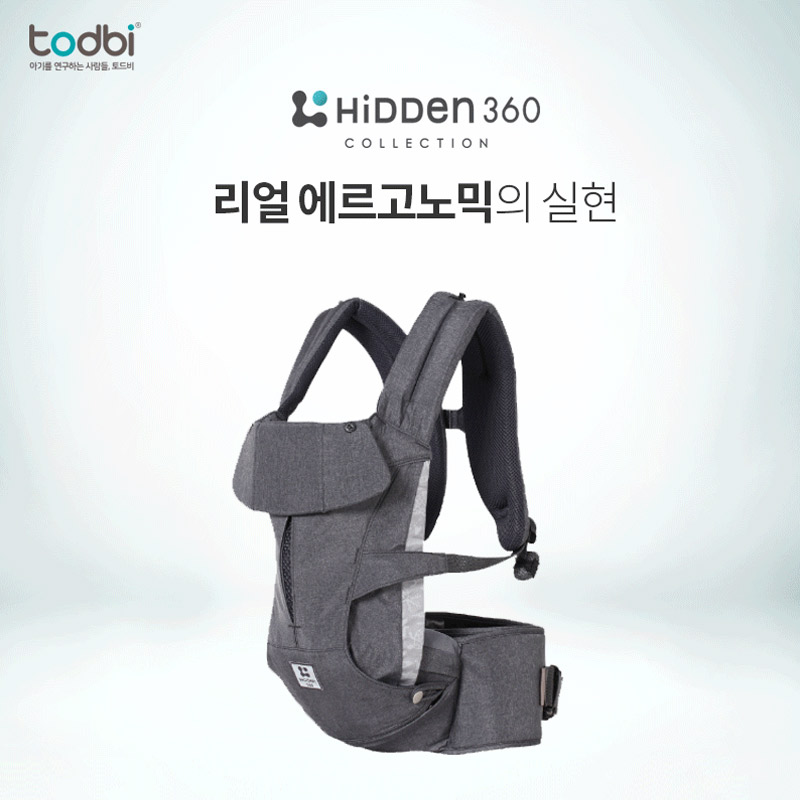 South Korea TODBI star with 360 new baby baby waist stool, multi-function, breathable summer belt