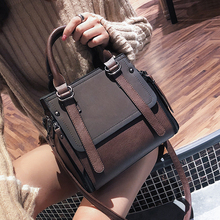 All 2017 female Korean winter new handbag all-match portable fashion atmosphere large capacity single shoulder bag