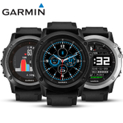 Garmin Garmin fenix3 HR Fly-resistant 3 HR Heart Rate GPS Mountaineering Running Outdoor Multi-purpose Watches