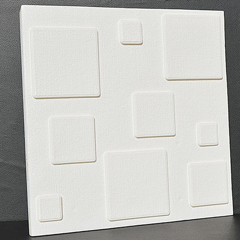3d立体墙贴电视背景墙装饰客厅沙发卧室自粘墙纸店面形像墙影视墙