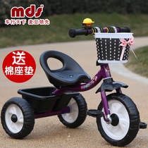 wheat beans tricycle child bicycle stroller baby toys 2-3-4 year old male and female bicycle cycling