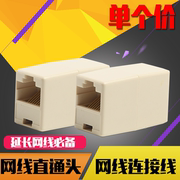 The copper core network through head cable head cable connector adapter cable to extend through the head