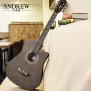 Andrew 38-inch 38-inch acoustic guitar 40-inch 41-inch beginner guitar novice entry practice unisex