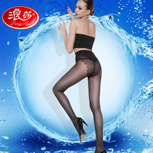 8 pairs of silk stockings, womens panty hose, silk thread, summer thin, invisible, thin, black flesh, bottom socks, spring and autumn.