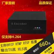 H.264 H264 HD HDMI video encoder server 1080P FHD HLS