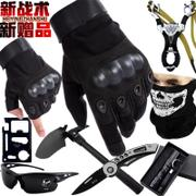 Riding Gloves semi-refers to summer cycling men and women general Road mountain bike dynamic bike half finger gloves