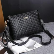 Lady small bag 1 new air bag all-match middle capacity Shoulder Messenger Laptop mother soft leather