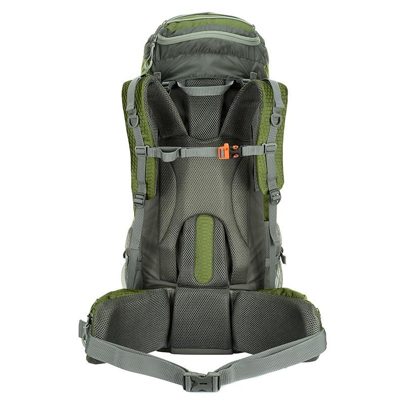 美国悍途登山包男女款多功能60L大容量旅游防水旅行包户外双肩包