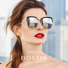 BOLON Tyrannosaurus 2018 new sunglasses star with the same fashion sunglasses female personality trend glasses BL6052