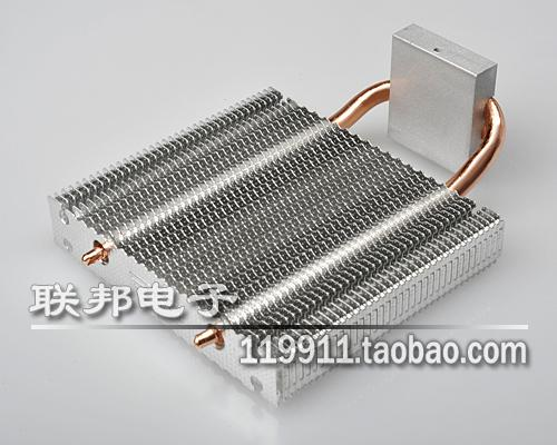 CP3 Beihai 3, Beihai three double heat pipe, crooked neck board, Beiqiao radiator, mute can add fan