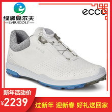 Ecco walking golf shoes for men