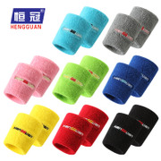 Wrist sweat towel Cotton Henguang extended warm running fitness basketball men and women SWEAT WRIST