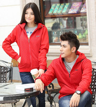 2014 brand new spring dragon India sweater female couple fashion leisure tide hooded zipper cardigan