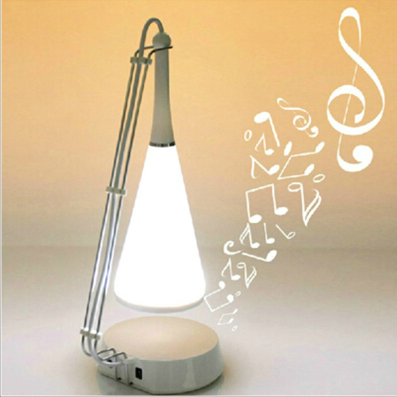 Touch table lamp, audio notebook, desktop, digital mini gift, new year's day, new year's day, gift and sound box