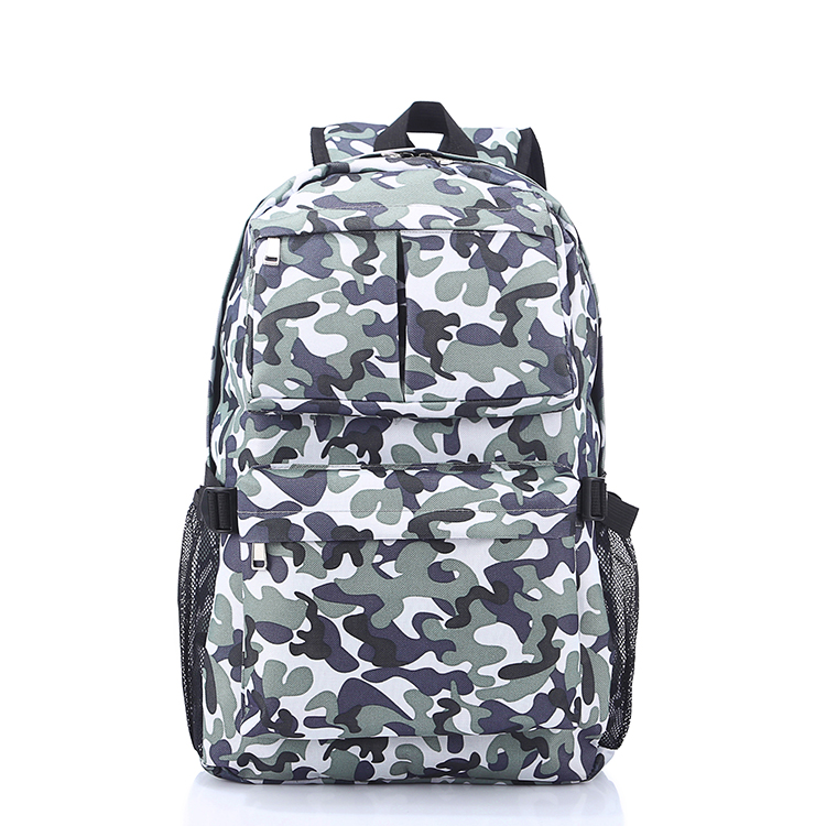 Package postal 2015 spring tide men's doubles in the summer school of Japan and South Korea shoulder bag Camo wind multiple layers waterproof backpack bag